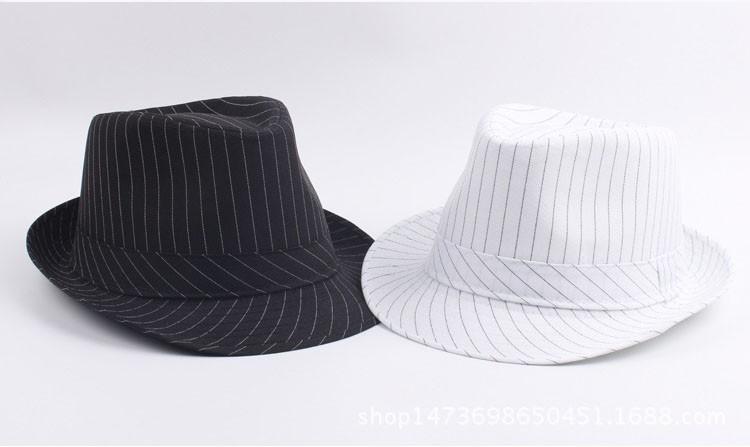 b3d1c0ec12db3 White Adult 1920 s 20s Gangster Hat Trilby Al Capone Gatsby Fancy Dress  Costume Accessory