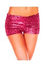 Pink Sequin short