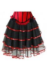 costume petticoats 7007r