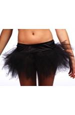 Black Tutu Petticoat