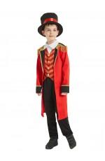 Boys Magician Circus Costume