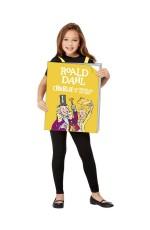 Charlie and the Chocolate Factory Book Cover Costume