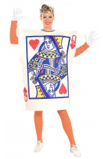 Queen of Hearts Costumes CL-16586