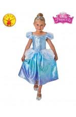Cinderella Rainbow Deluxe Child Costume