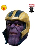 THANOS 3/4 MASK ADULT Costume Accessory