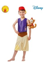 ALADDIN DELUXE COSTUME CHILD