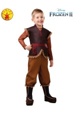 KRISTOFF FROZEN 2 DELUXE COSTUME, CHILD