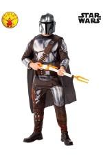 Adult Star Wars Mandalorian Deluxe Costume