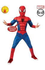 Spider-man Duluxe Kids Costume