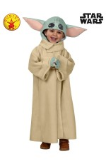Kids Yoda Star Wars The Mandalorian Costume