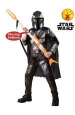 Boys Star Wars Mandalorian Deluxe Costume