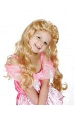 GIRLS SLEEPING BEAUTY WIG cl4027