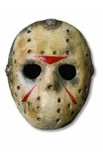 Jason Voorhees Costume Mask