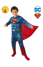 Kids Superman Deluxe Costume