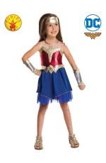 Girls wonder women costume