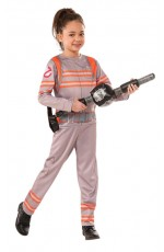 80s 1980s Kids Ghostbusters Ghost Busters Jumpsuit Unisex Costume Uniform Halloween