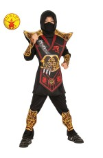 BATTLE NINJA COSTUME, CHILD