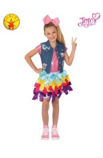 JoJo Siwa Dress Vest Set Child Costume