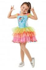 My Little Pony Rainbow Costume
