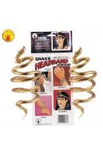 Egyptian Gold Snake Arm Band Bracelet cl687