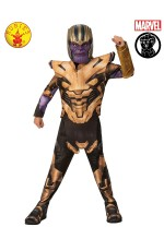 THANOS CLASSIC COSTUME, CHILD
