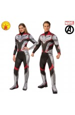Avengers 4 Deluxe Team Suit Adult Cosutme