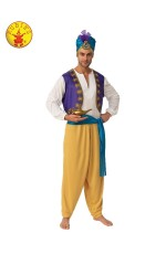 Sultan Arabian Prince Costume