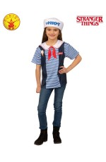 Child Teen Scoops Ahoy Stranger Things Uniform