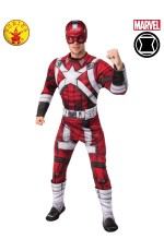 MENS RED GUARDIAN DELUXE COSTUME