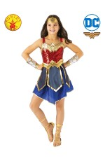 Wonder Woman 1984 Premium Child Costume