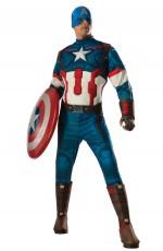 Captain America Costume cl810287
