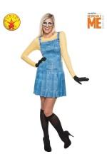 Ladies Minion Costume