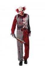 Mens Clown Costume cl810510