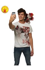 Clown Selfie Shocker Adult Costume
