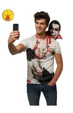 Vampire Selfie Shocker Adult Costume