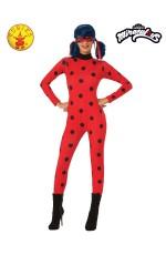 Ladies Cosplay Miraculous Ladybug Costume