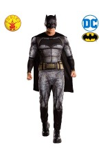 Mens Deluxe Batman JLM Costume