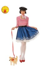 Mademoiselle French Lady Costume