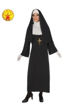 NUN COSTUME ADULT