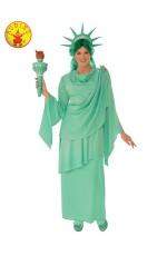 USA Liberty Statue Costume