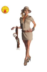 JANE THE HUNTER COSTUME, ADULT