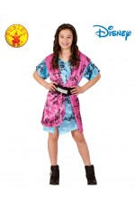 Child Deluxe LONNIE DESCENDANTS Isle Disney Costume Girls Fancy Dress Book Week Outfit