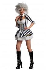 Mrs Beetlejuice Costume
