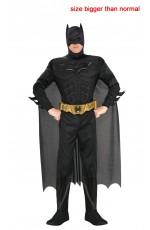 Adult Dark Knight Rises Deluxe Batman Costume