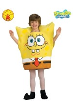 SpongeBob SquarePants Foam Child Costume Tunic
