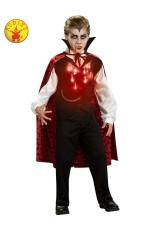 Vampire Light-Up Costume for Kids
