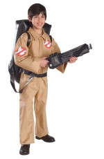 Licensed Ghostbusters Halloween Costume Boys Child