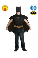 Batman Kids Costume Dark Knight Outfit