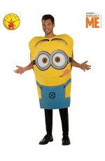 Mens Minion Costume