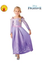 ELSA FROZEN 2 PROLOGUE COSTUME, CHILD